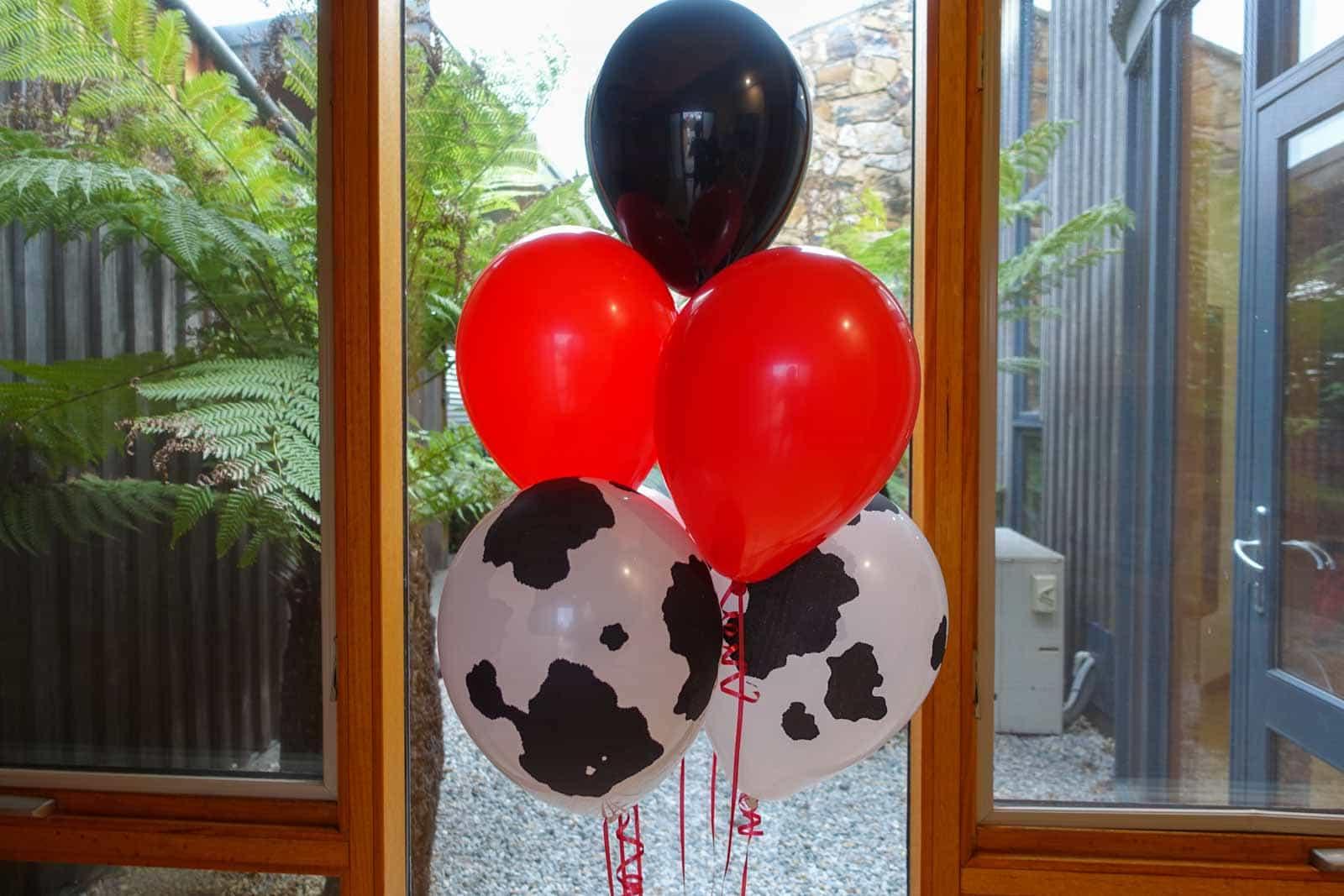 Latex balloons-2