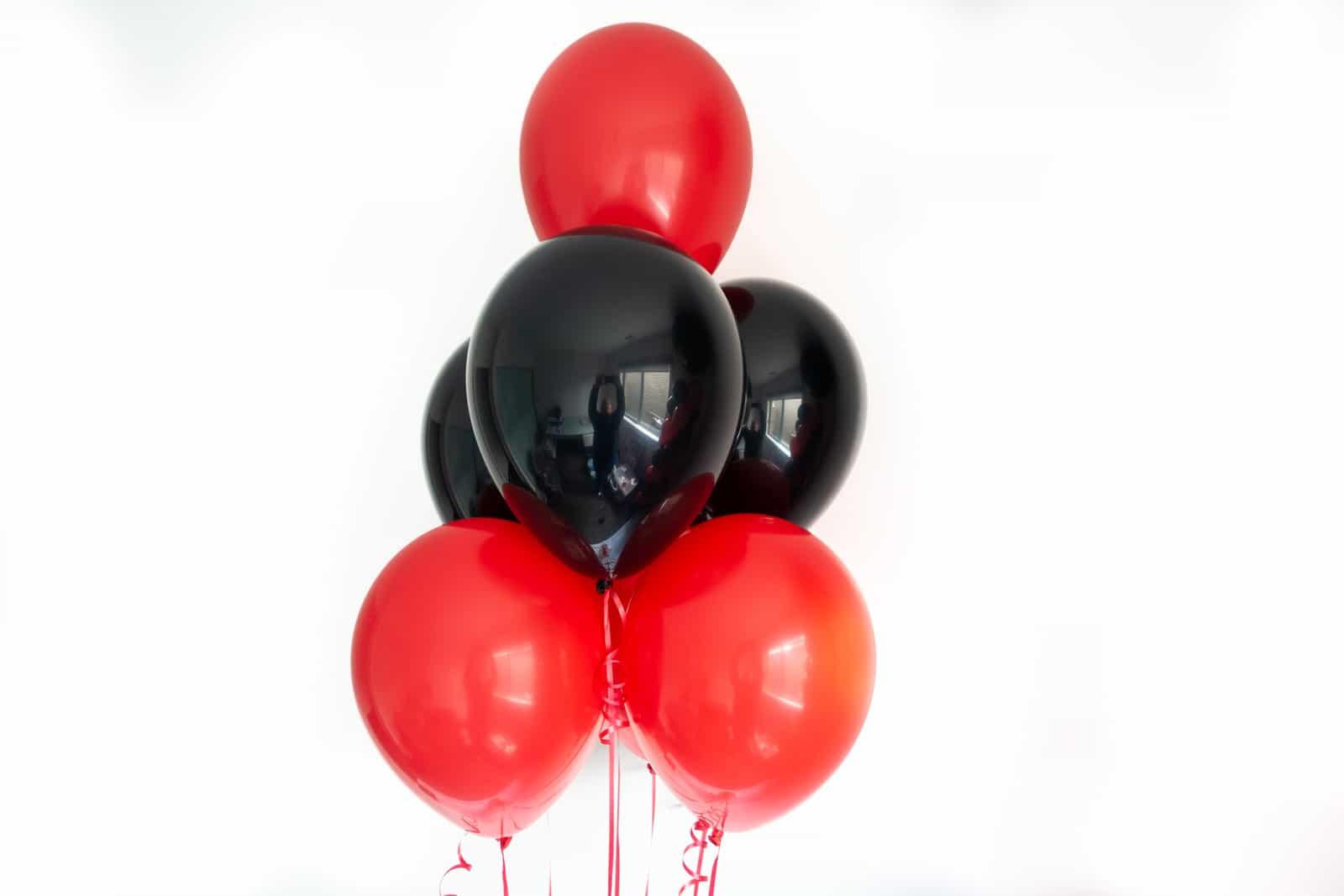 Latex balloons-8