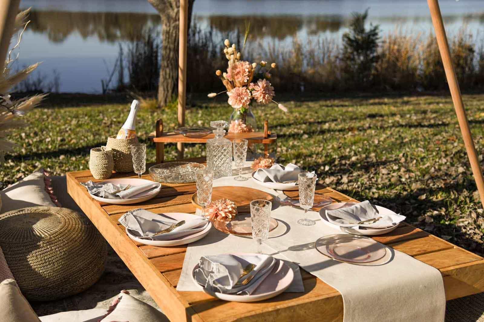 picnic setting-5