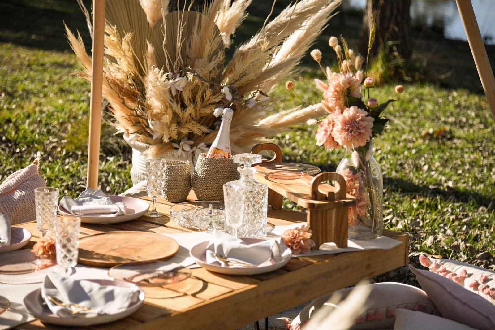 picnic setting-7
