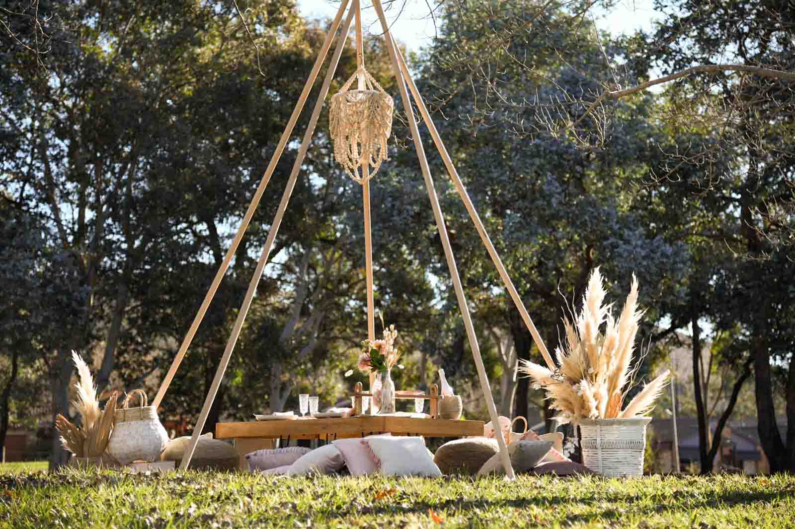 picnic setting-9